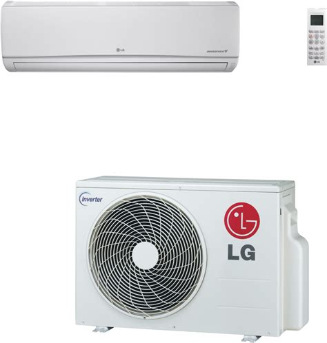 Ac Lg Wall Mounted lg ls120hev 12 000 btu mega single zone wall mount ductless split system with 12 000 btu heat