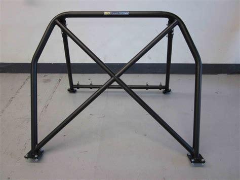 a honda integra dc2 4pt half cage agi roll cages