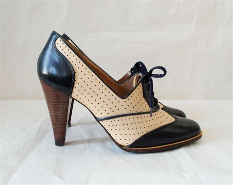imagenes vintage zapatos vintage oxford shoes my going away outfit for my wedding