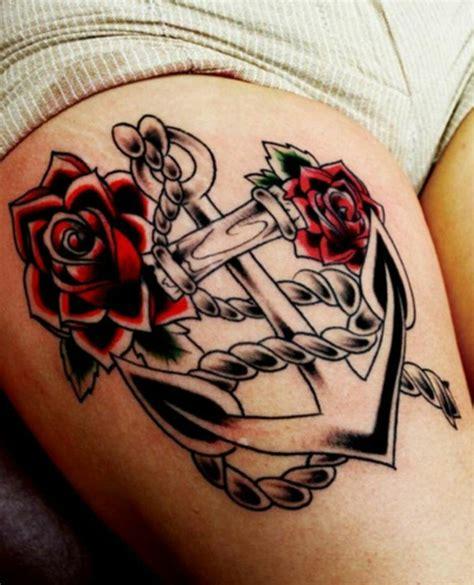 tattoo old school ancora 1001 idee per tattoo old school tutte da personalizzare