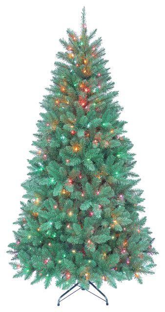 kurt adler 7 pre lit point pine tree traditional