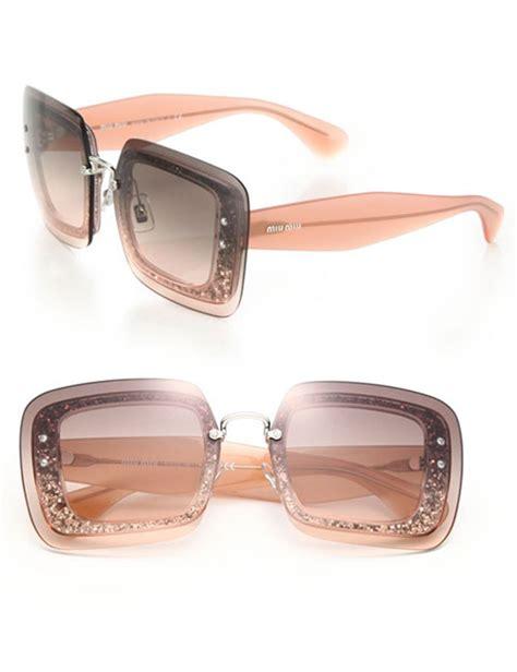 Kacamata Gaya Fashion Branded Sunglasses Miu Miu 2016 designer sunglases saks fifth avenue