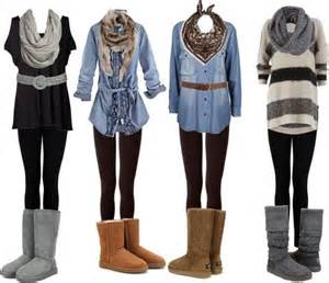 Cheap Nice Christmas Gifts - long shirts leggings and uggs clothes pinterest
