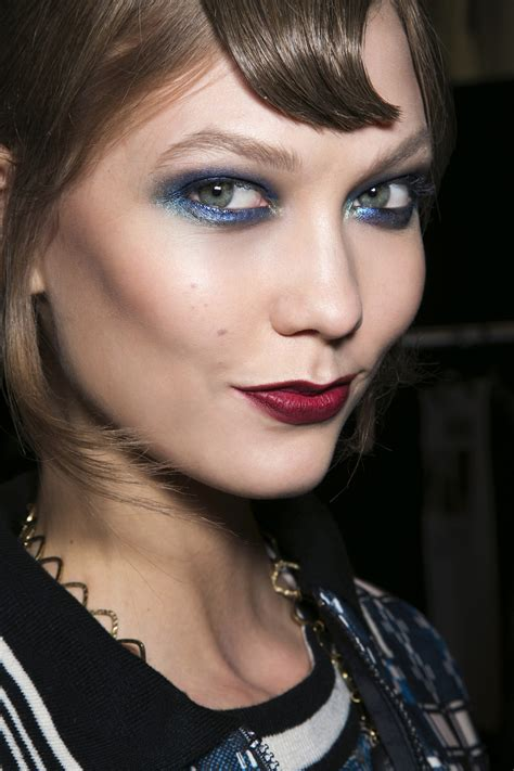 fall lipstick 2014 on pinterest fall 2014 makeup trends pops of color on the eyes