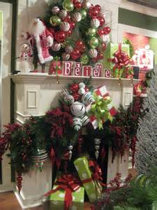 how to decorate a fireplace for christmas mantels dressed for christmas and a link party celebrate