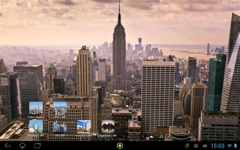 wallpaper 3d new york 3d new york live wallpaper android apps on google play