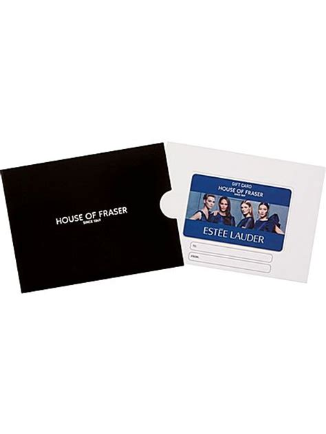 house of fraser estee lauder gift card house of fraser - Estee Lauder Gift Card Uk