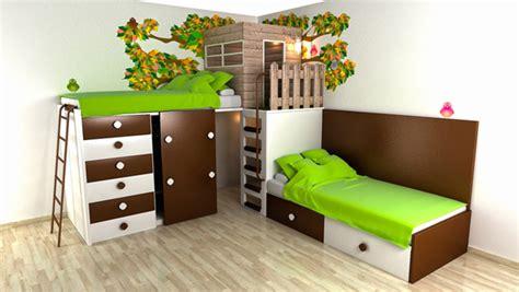 Lu Kamar Tidur desain kamar tidur unik untuk anak rancangan desain
