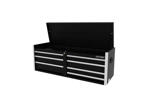 Craftsman Tool Chest Drawer Slides by Craftsman 54 Quot 7 Drawer Bearing Slides Top Chest
