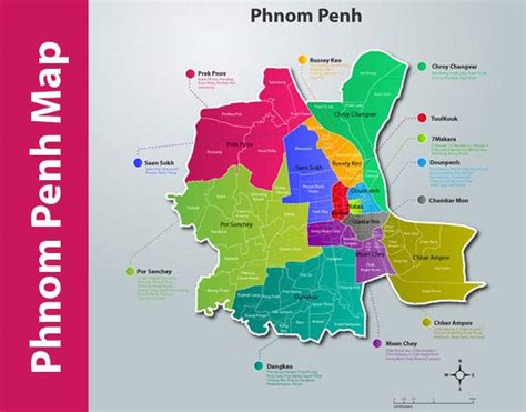 Interior Design Websites Home by Phnom Penh Latest Map 2015 Capital Arts Creative
