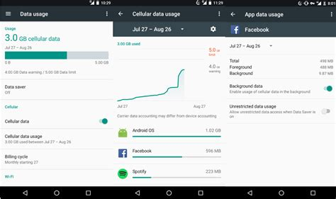 android data data saver in android nougat testing mobile data savings