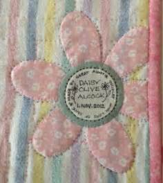 flower baby quilts and i on