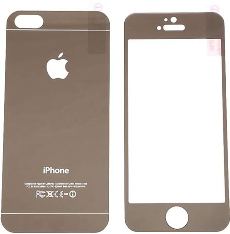 Premium Tempered Glass Iphone 5 5s premium tempered glass screen protector for iphone 5 5s
