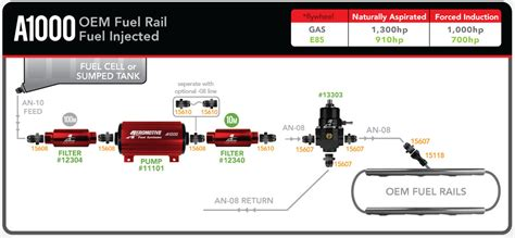 fuel pump diagrams aeromotive