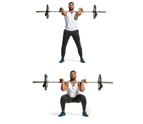 How To Squat Without A Rack by How To Do Squats Without A Rack Cosmecol