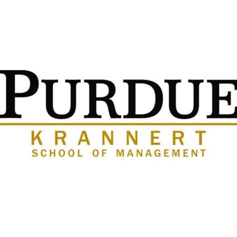 Purdue Mba Program by Krannert School Of Management