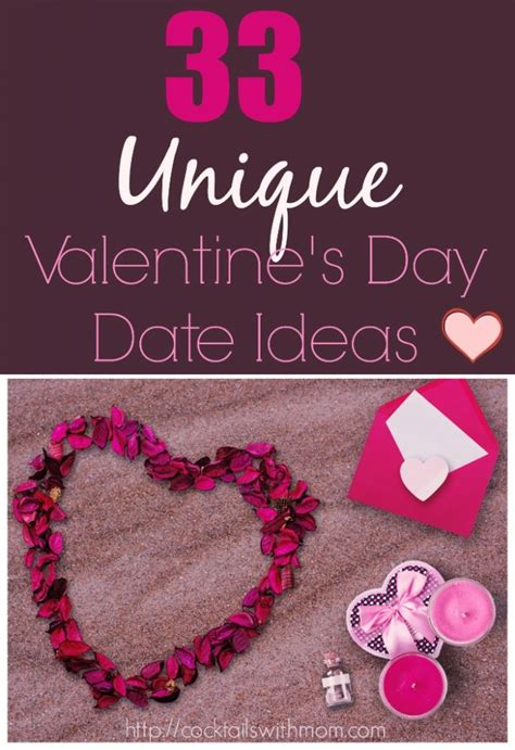 unique valentines day ideas unique s day date ideas cocktails with