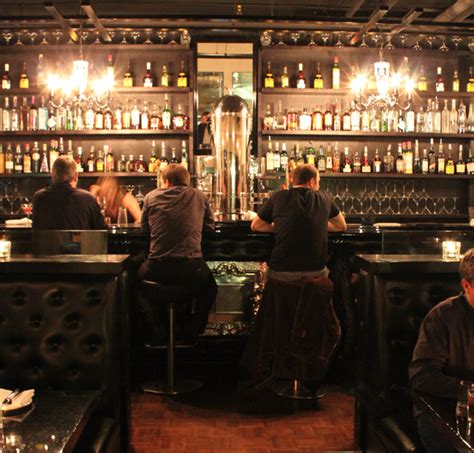 Top Bars In Vancouver by Corner Suite Named Best New Vancouver Bar By Food Wine