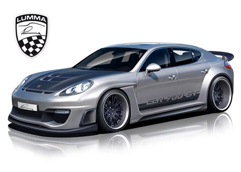 porsche lumma lumma design refined the porsche s ultimate panamera