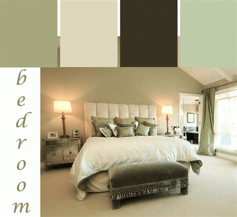 Tranquil Colors For Bedrooms by A Tranquil Green Bedroom Color Scheme Bedroom Paint