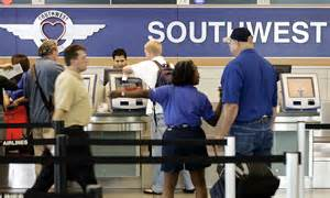 southwest baggage fees southwest airlines to hit passengers with no show fee