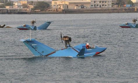 boats have souls iranian navy s flying boats have soul the scuttlefish