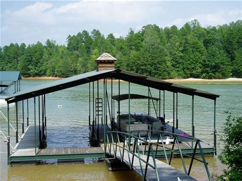 Lake Keowee Cabins by Lake Keowee Cabin With Covered Dock Vrbo