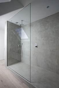 Concrete Bathrooms by 20 Amazing Bathroom Designs With Concrete