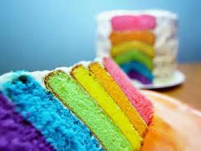 color cake sweet and delish rainbow cake colors photo 34691726