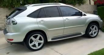 lexus rx330 oz 20 wheels rims tires rx350 rx300 rx400h