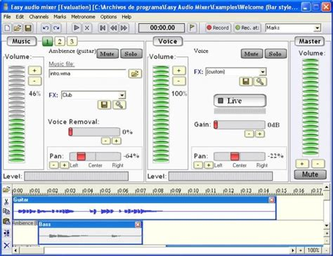 mp3 audio mixer software free download easy mp3 audio mixer 2 01 download on windows 10 free