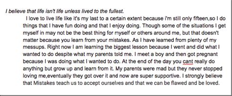 This I Believe Speech Essays by Power Lessons Quot This I Believe Quot Essays Cult Of Pedagogy
