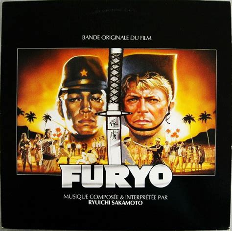 ryuichi sakamoto bande originale du film furyo  vinyl discogs