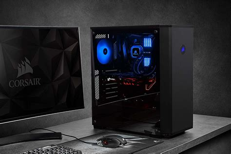 corsair releases carbide  rgb gaming pc case gnd tech