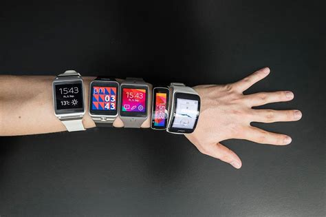 best smartwatches top 5 smartwatches of ces 2016 mymemory