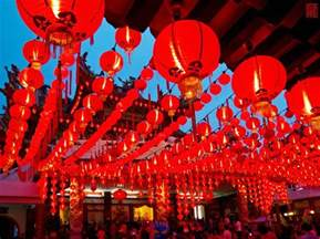 Spring Decorations For The Home traditional folk customs at the spring festival of china