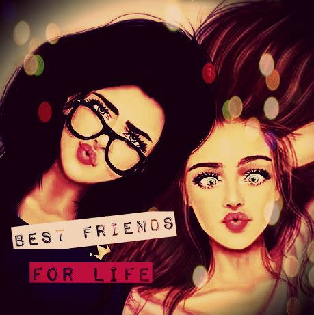 Famous girl best friends
