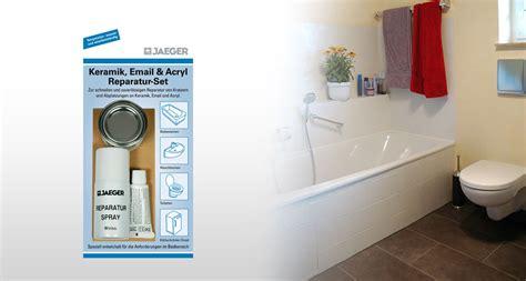reparatur emaille badewanne keramik und emaille reparatur set jaeger