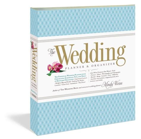 a wedding planner book wedding planning books and organizers modwedding