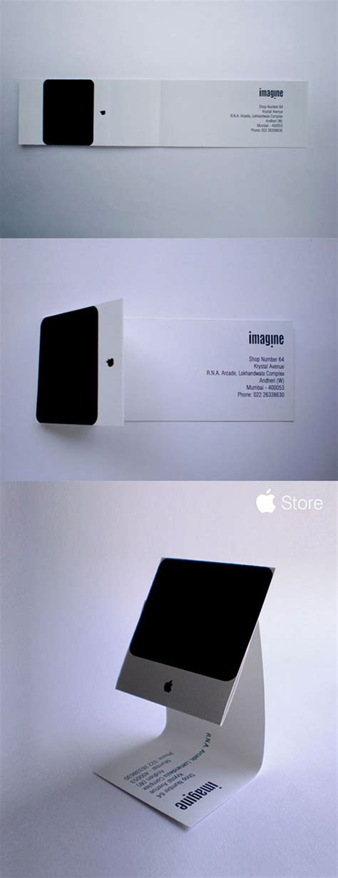 business cards for mac apple imac business card cardobserver