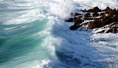 tidal waves as part of the