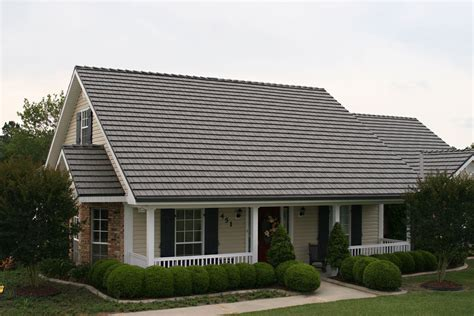 Aluminum Metal Roof - rustic shingle metal roofs by classic 174 metal roofing systems