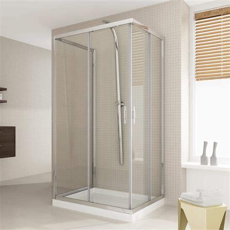 box doccia a tre lati box cabina doccia a tre 3 lati parete fissa scorrevole