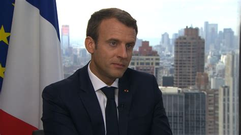 emmanuel macron unga emmanuel macron french leader calls on us to honor iran