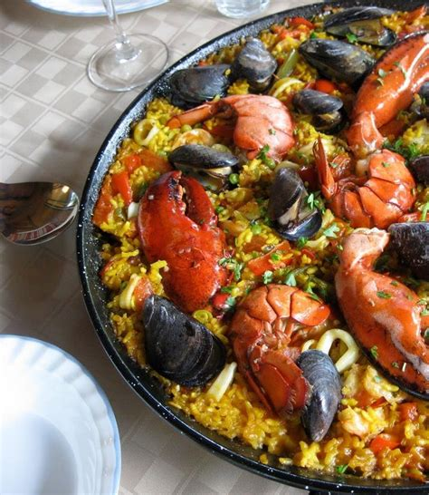 crab house near me seafood paella near me