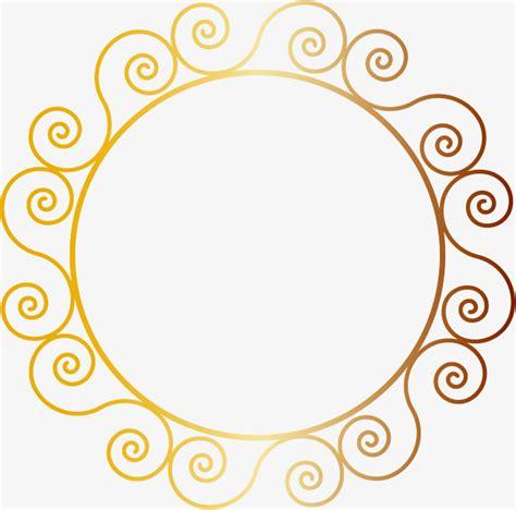 islamic round pattern vector golden round islamic pattern vector png islam islamic