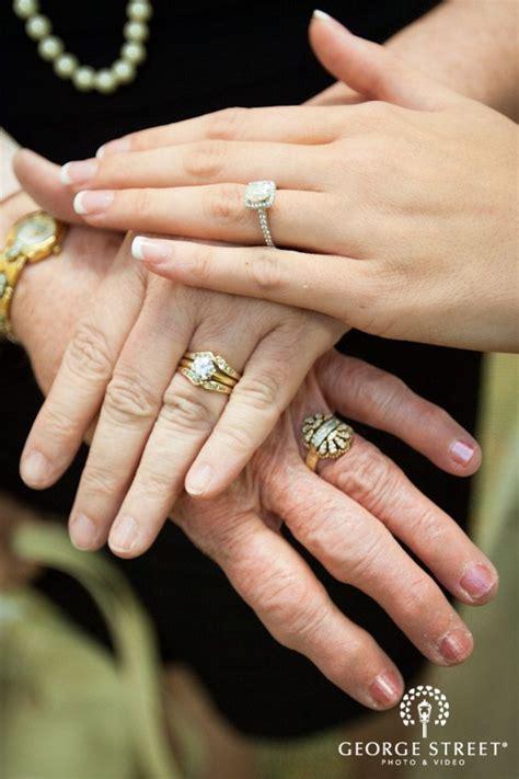 details we three generation ring ring finger