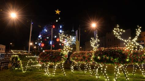find ballarat s christmas lights the courier