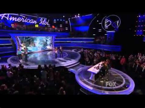 Dominate Stage At American Idol by Reinhart American Idol Season 10 Elimination