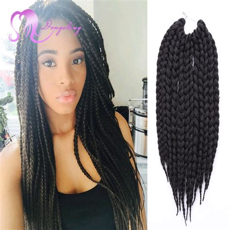 how many pack hair for box braids freetress crochet box braids medium creatys for